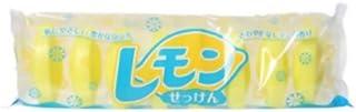 クロバー レモンせっけん 42g*8個