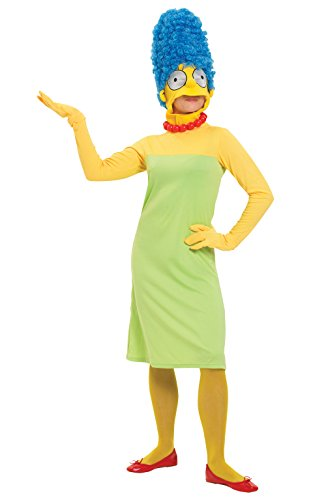 Rubbies Los Simpson I-880654S - Disfraz de Marge (talla S de adulto)