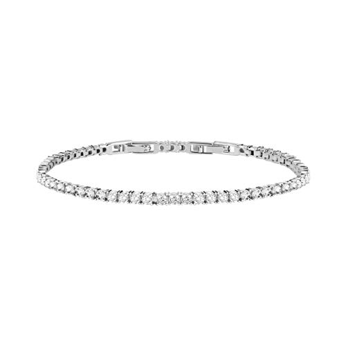 Morellato Bracciale da donna, Collezione Tesori, in argento 925‰ e zirconi - SAIW86