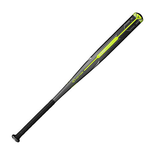 Easton Hammer Slowpitch Softball Bat, 34 inch / 28 oz, 2021, 1 Piece Aluminum, Power Loaded, ALX50 Military Grade Aluminum Alloy, 12 inch Barrel, Certification: Approved for All Fields