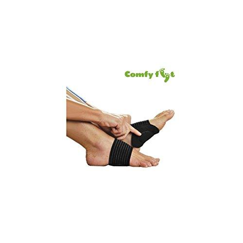Genérico - Comfy Feet Almohadillas para pies con Puente