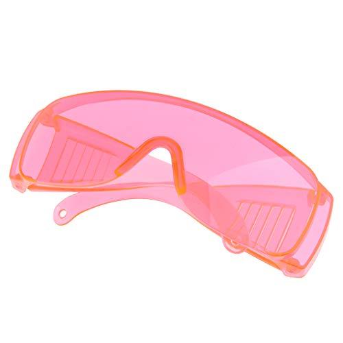 Gafas Protectoras A Prueba De Polvo Anti-explosión Gafas De Seguridad Soldadura Industrial - naranja