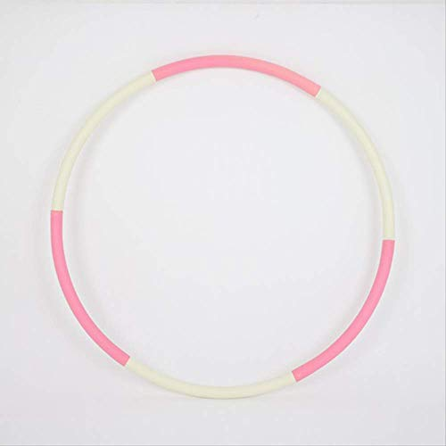 Purchase SJYAB Removable Foam Hula Hoop, Easy to Install, Easy to Carry and Can Quickly Burn Fat Sui...
