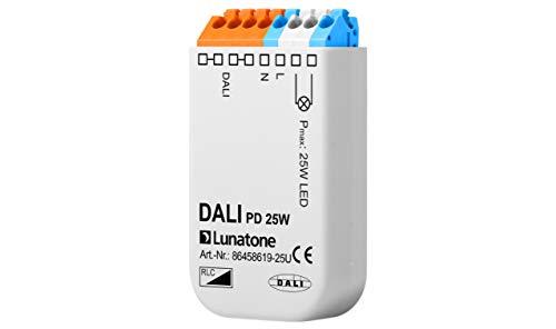 Lunatone 86458619-25U DALI Phasendimmer und Relais