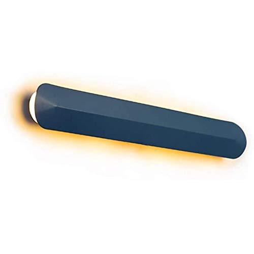 DONGYAN Moderne LED Applique LED Wandleuchte Kreative Farbe Einfache Nordische Wand Wohnzimmer Wohnzimmer Zimmer Schlafzimmer Border Bettset Dekoration LED Lampe