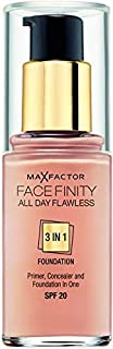 Max Factor Facefinity 3 in 1 Foundation 75, Golden (81377981)