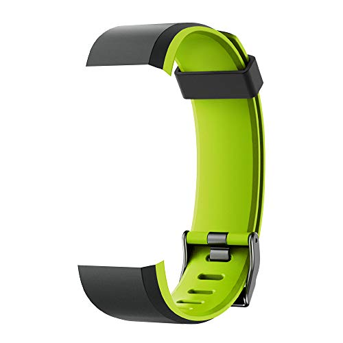 Willful Fitness Armband Ersatz Strap Komfortables TPU Material(Grün)