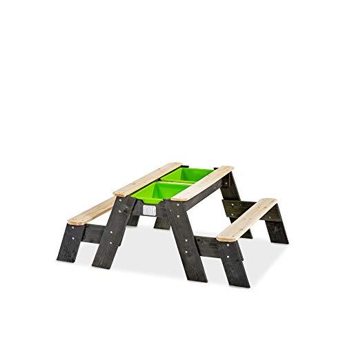 EXIT Aksent Sand,- Wasser- und Picknicktisch (2 Bänke)
