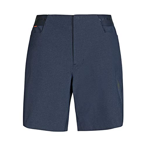 Mammut Damen Shorts Massone, blau, 38