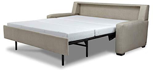 Gotcha Covered American Leather Comfort Sleeper 100% Organic Sofa Sleeper Mattress Protector - King Size