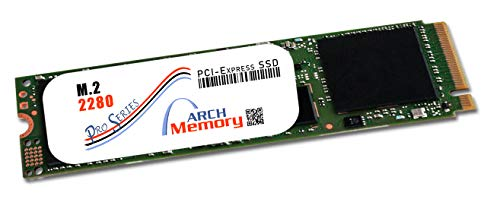 Arch Memory Pro Series Upgrade 512 GB M.2 2280 PCIe (3.0 x4) NVMe Solid State Drive (QLC) for Dell Latitude E7470