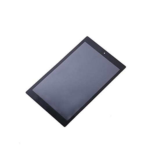 Kit de reemplazo de pantalla Ajuste para Amazon Kindle Fire HD10 HD 10 7th Gen SL056ze 2017 Pantalla LCD Panel de pantalla táctil Montaje digitalizador + Herramientas kit de reparación de pantalla de