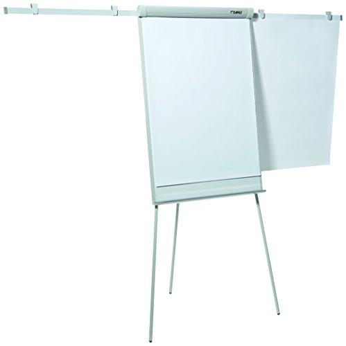 Dahle 96005 Bürotechnik Konferenz Flip-Chart (68 x 99 cm) grau