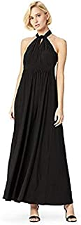 TRUTH & FABLE Maxi Dress in Cotone Jersey Donna