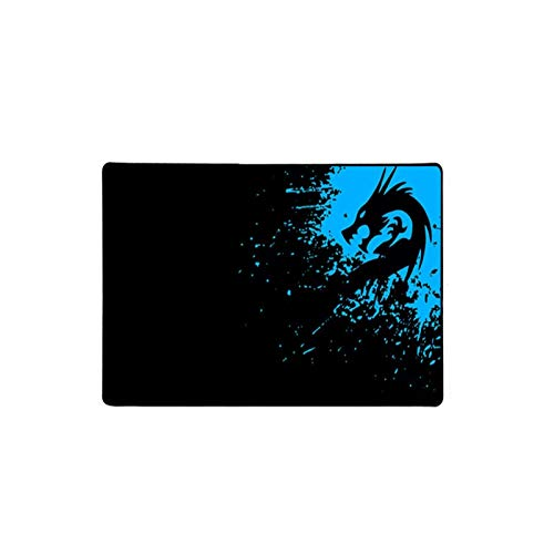 Gaming Mouse Pad Gaming Mouse Pad - Computer Game Player Mouse Pad Large Game Rubber Non-slip Mouse Pad Large Pad for Anime Laptop Non-Slip Rubber Base (Color : 260x210x2mm)