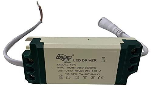 BES LED Driver 18 W, alimentador LED Corriente Constante Recambio Foco