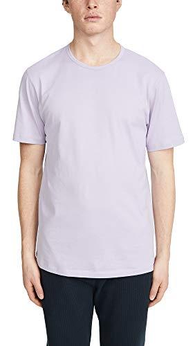Theory Herren Precise Tee T-Shirt, Eisenkraut, Klein