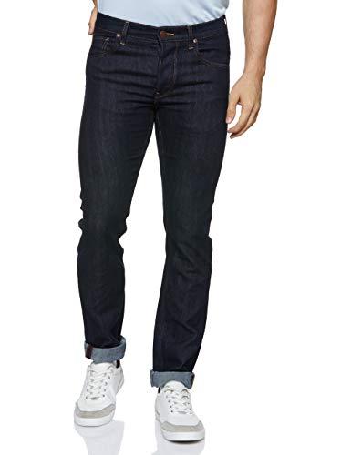 Lee Herren Slim Jeanshose DAREN, Blau (RINSE 36), W34 / 32L
