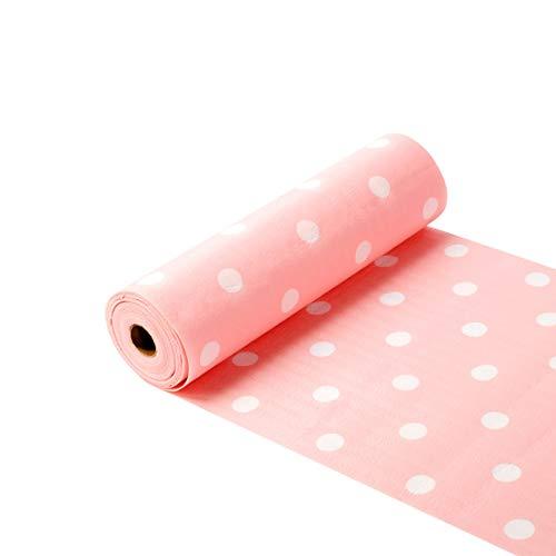 Polly Online Schubladenmatte Wasserdicht Anti-Rutsch Isoliermatte Hitzebeständig Tischset Kann geschnitten Werden Schrankpapier Nicht klebend (Größe: 30cm * 500cm)