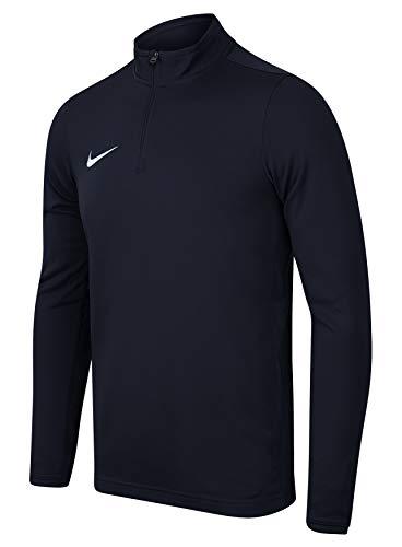 Nike Academy16 Midlayer Top - Camiseta para hombre, color Azul oscuro (Obsidian/White), talla L
