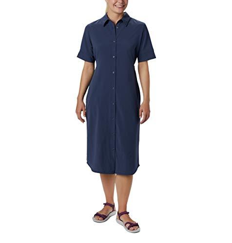 Columbia Firewood Robe de Croisement pour Femme Taille M