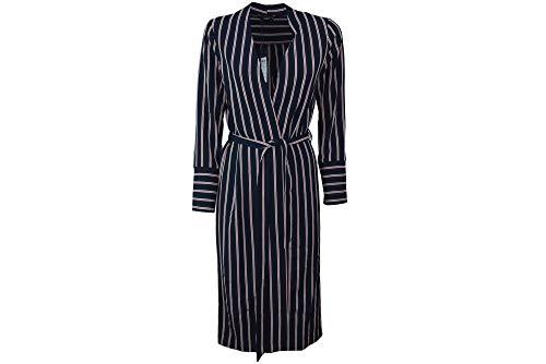 Only Kimono a rayas mujer 15175028 AZUL 36 Blu