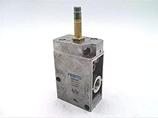 FESTO ELECTRIC MFH-3-1/4 Discontinued by Manufacturer, Solenoid Valve, 1.5-8BAR, 21-120PSI
