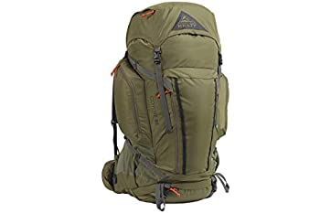 Kelty Coyote 60-105 Liter Backpack Men s and Women s  2020 Update  - Hiking Backpacking Travel Backpack Burnt Olive 85