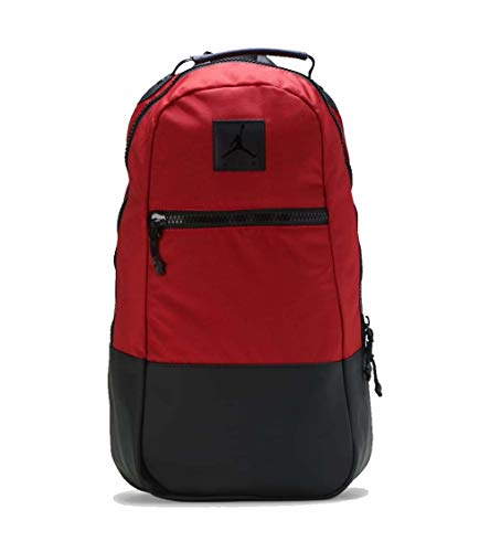 Nike Air Jordan Collaborator Backpack (One Size, Gym Red)