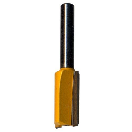 Aufgabe Tools t24113gerade Router Bit mit 1/4-Zoll-Schaft, 1/2Zoll von 1Hartmetall Höhe