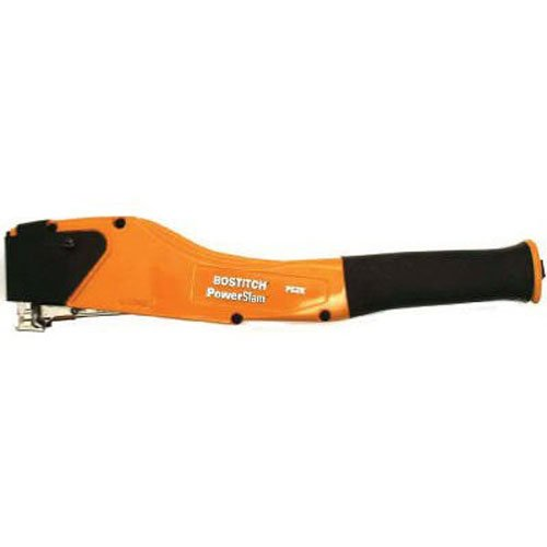 BOSTITCH Hammer Stapler for Construction, 1/4-Inch to 3/8-Inch (PC2K)