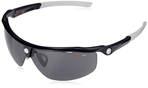 Carrera Radsport-Brille C-TF02, Schwarz (Black Matte), 76