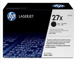 Hewlett Packard N.O [HP] 27X cartucho de tóner láser 10000pp negra C4127X