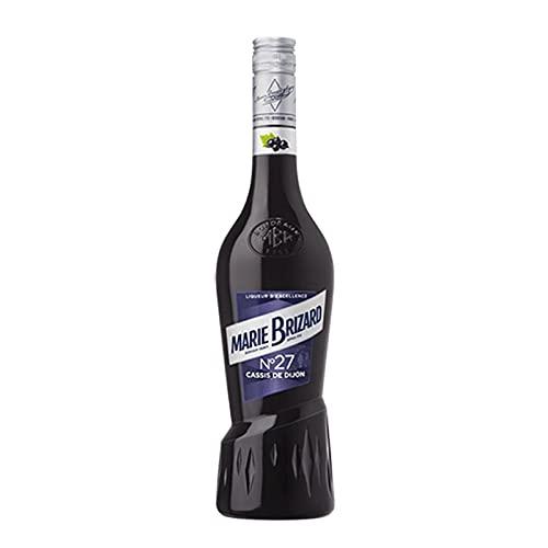 Licor de Cassis Excellence Marie Brizard de 70 cl - Elaborado en Francia - Bardinet (Pack de 1 botella)