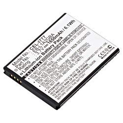 Replacement For Samsung Sgh-i777 Battery By Technical Precision