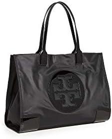 Tory Burch Women s Nylon Ella Tote Black One Size product image