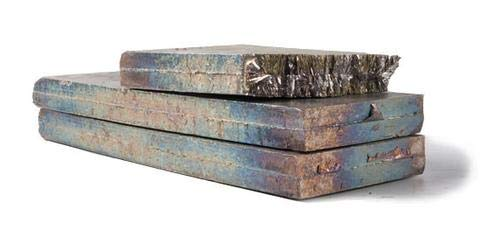 8 Pounds of 99.99% Pure Bismuth Metal - Unique Metals