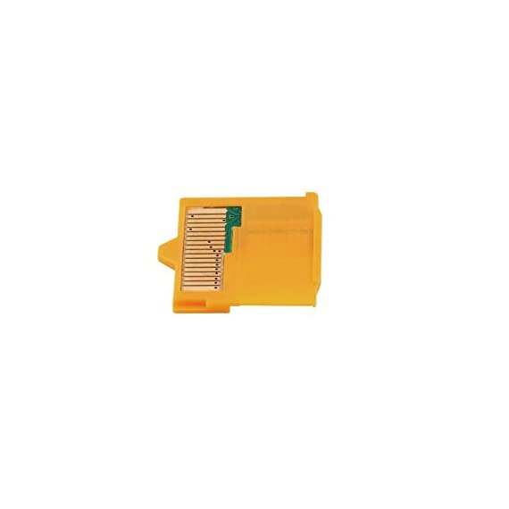 Rodalind yellow 25 x 22 x 2mm(l x w xh) 1pcs micro sd attachment masd-1 camera tf to xd card insert adapter for olympus 6 it is compact and portable tf(micro memory card) to xd camera card adapter prevent your camera and card from damage