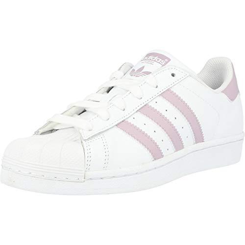 adidas Superstar W, Zapatillas de Deporte Mujer