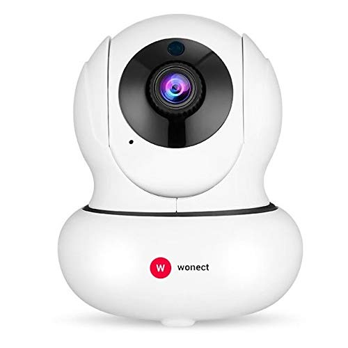 Camara IP WiFi Wonect T21 Tuya Smart Life APP Domotica. Camara de vigilancia. Camara de seguridad para hogares, casas, oficinas con APP Tuya Smart. Fácil de instalar. Instrucciones en castellano