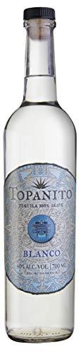 Topanito Blanco Tequila 100% Agave 40% vol. (1x0,7l)