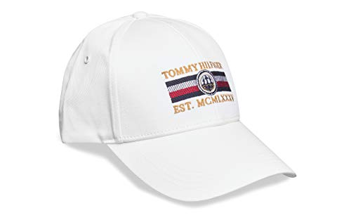 Tommy Hilfiger Gorro Seasonal Icon Blanco Hombre
