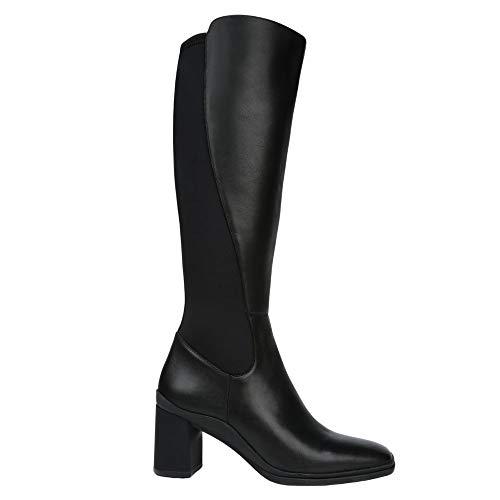 [ナチュライザー Naturalizer] シューズ 23.0 cm ブーツ・レインブーツ Axel2 Boots Black Wp レディース [並行輸入品]