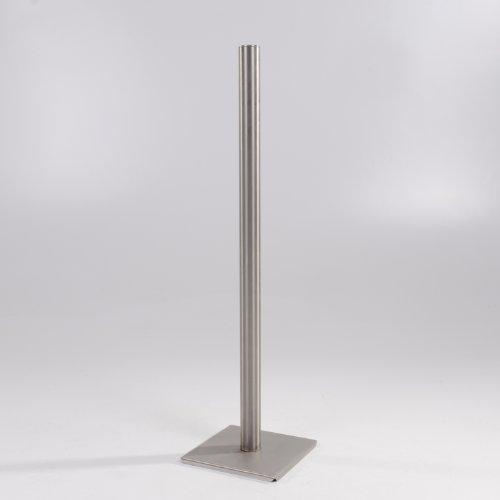 Benedomi Design Edelstahl Stand Aschenbecher