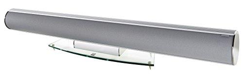 ceratec effeqt c mk III - Design centerlautsprecher - eloxal Silber