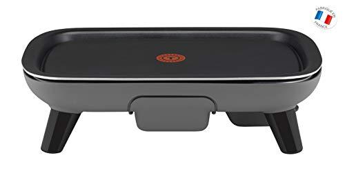 Tefal Plancha de saveur Noire Gris/Noir 2400 W