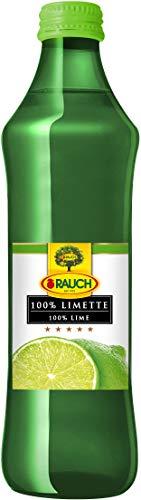 Rauch Culinary Limettensaft 100{5db165cc05da105dc8fe317d3b9e69743829b25377dea0db4de702905b6d7db0} (12 x 0,25 l)
