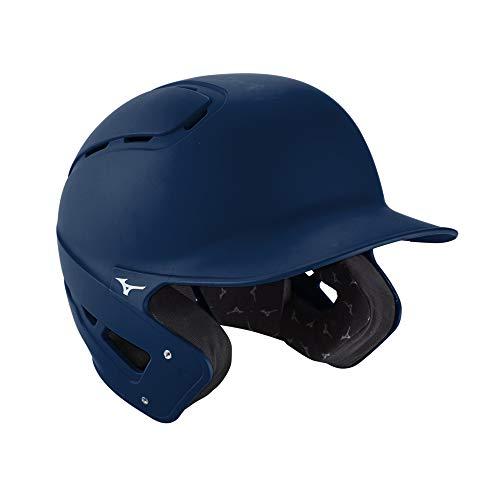Mizuno B6 Adult Baseball Batting Helmet, Navy, Large X-Large