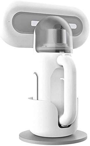 Leilims - Aspirapolvere portatile a filo con luce UV – Pulitore per materassi senza fili a mano – aspirapolvere intelligente a casa con lampada germicida a U con potente aspirazione