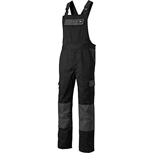 Dickies Workwear Everyday Latzhose Schwarz/Grau 42